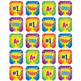 Trophy Stickers 120 Stks