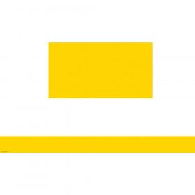 Yellow Gold Straight Border Trim
