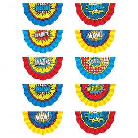 Superhero Bunting Accents