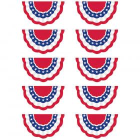 Patriotic Bunting Accents
