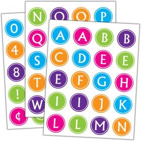 Brights Alphabet Stickers