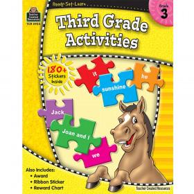 RSL: Third Grade Activities (Gr. 3)