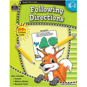 RSL: Following Directions (Gr. K?1)