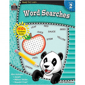 RSL: Word Searches (Gr. 2)