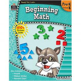 RSL: Beginning Math (PreK?K)