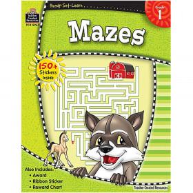 RSL: Mazes (Gr. 1)