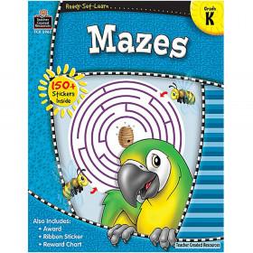 RSL: Mazes (Gr. K)