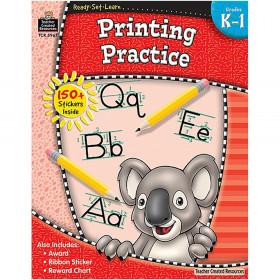 ReadySetLearn: Printing Practice