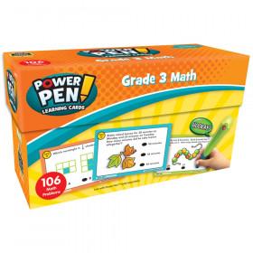 Power Pen Learning Cards: Math Grade 3