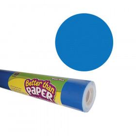 Better Than Paper Bulletin Board Roll, 4' x 12', Royal Blue, 4 Rolls