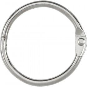 6 Pack 1.5 Inch Binder Rings