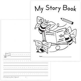 My Story Book Primary 10Pk