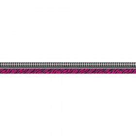 Rocker Chic Double Sided Border
