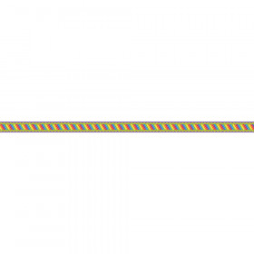 Multi Color Stripe Ribbon Runners