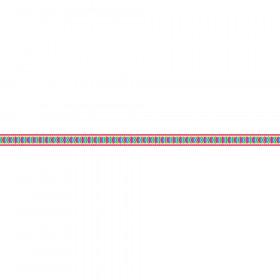 Multi Color Chevron Ribbon Runners