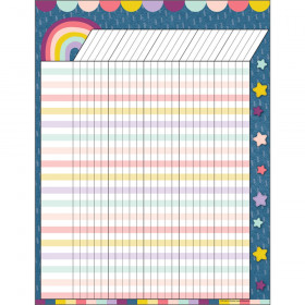 """Oh Happy Day Incentive Chart, 17"""" x 22"""""""