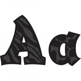 "Onyx Sassy Animal 5"" Letters"