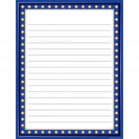 Marquee Lined Chart  Lined Chart Paper