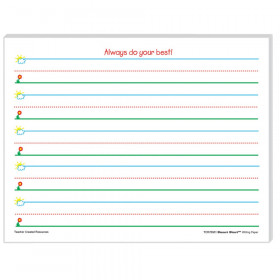 Smart Start K-1 Writing Paper: 100 Sheets