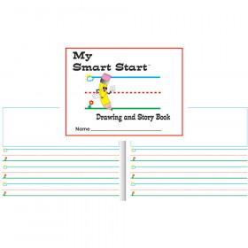 Smart Start? Drawing & Story Book K?1 Journals Class Pack of 24