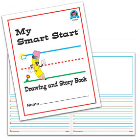 Smart Start? Drawing & Story Book 1?2 Journals Class Pack of 24