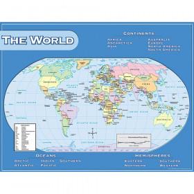 World Map Chart