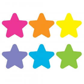 Spot On Bright Stars Carpet Markers, 7""
