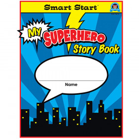 Superhero Smart Start? 1?2 Story Book