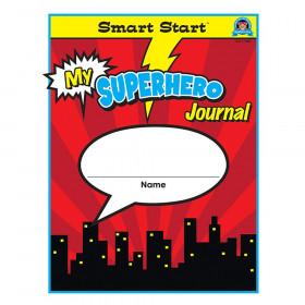 Superhero Smart Start Journal Grades 1-2 (vertical format)