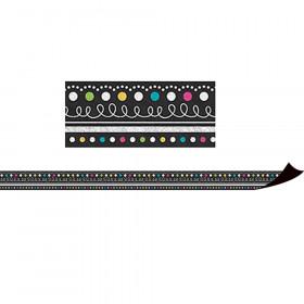 Chalkboard Brights Magnetic Border
