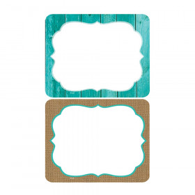 Shabby Chic Name Tags/Labels