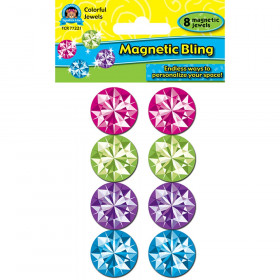 Colorful Bling Magnetic Jewels
