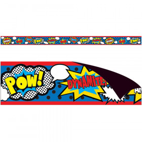 Superhero Magnetic Strips