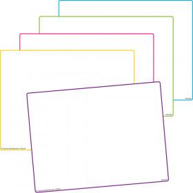 Blank Dry Erase Boards