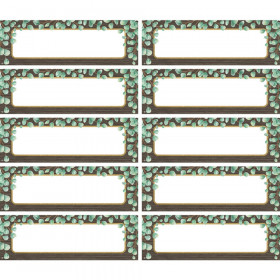 Eucalyptus Labels Magnetic Accents