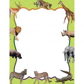 Animal Blank Chart