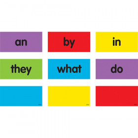 Sight Words 1-50 Clingy Thingies