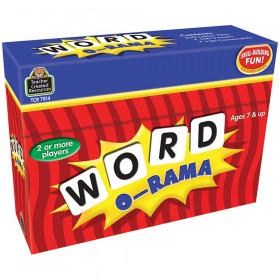 Word-O-Rama Game