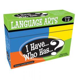 I Have... Who Has...? Language Arts Game (Gr. 1?2)