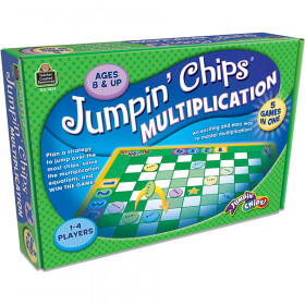Jumpin? Chips: Multiplication Game