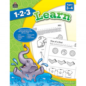 1-2-3 Learn (Ages 3?4)