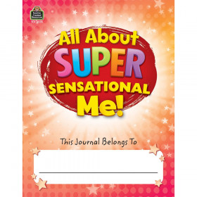 All About Super-Sensational Me! Journal