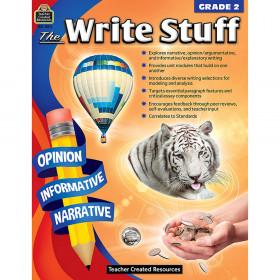 The Write Stuff (Gr. 2)