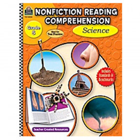 Nonfiction Reading Comprehension: Science (Gr. 5)