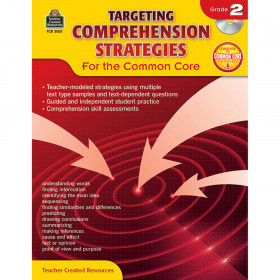 Targeting Comprehension Strategies for the Common Core (Gr. 2)