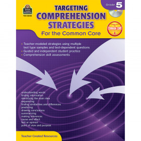 Targeting Comprehension Strategies for the Common Core (Gr. 5)