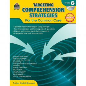 Targeting Comprehension Strategies for the Common Core (Gr. 6)