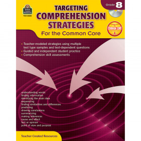 Targeting Comprehension Strategies for the Common Core (Gr. 8)