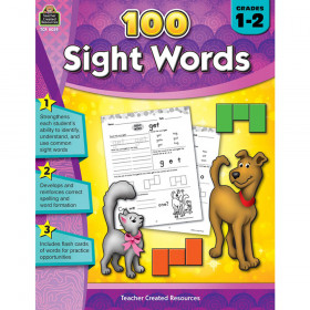 100 Sight Words Gr 1-2