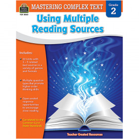Mastering Complex Text Using Multiple Reading Sources (Gr. 2)